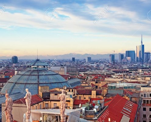 milan-skyline-from-milan-cathedral-duomo-di-milano-italy-stock-photo