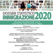 UIL dossier immigrazione 2020