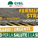 31/5/21 CGIL CISL UIL - Presidio Regione Salute Sicurezza