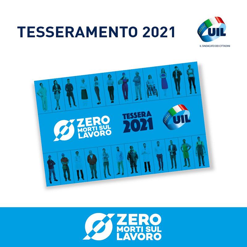 UIL Tesseramento 2021